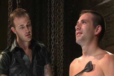 slave Bootcamp/Training Day _ Christian_Wilde Doms Dylan Knight