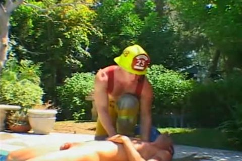 Boxers Briefs And Firemens jocks - Scene 1