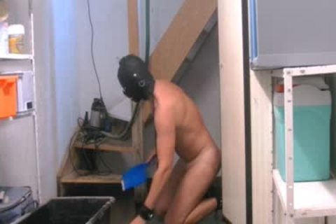How Annoying Things Can Be Turned Into gripping Things In A homosexual bdsm Relationship. There Had Been a lot of Rain Lately And My Playbasement Was Flooded below Water. Normally I Would Curse For This, But It Gave Me A worthwhile Opportunity To Gi