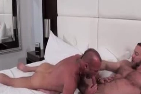 Shay Michaels And Chad Brock Go raw