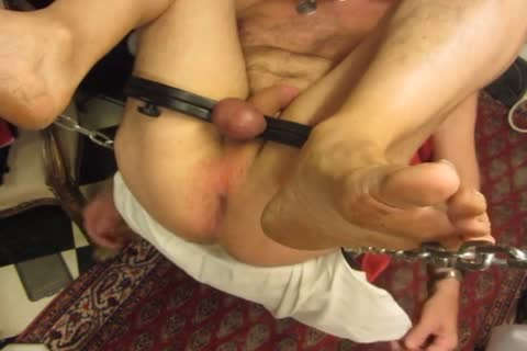 My man And I Are Trying new Ways Of Sex. First Some Ball Tugger And spanking On My Bals, Then Some dildo plow, Fist, BB And afresh Some dildo Play. Wow. We Enjoyed It A Lot. Sorry Were Are Loud But We Are Enjoying Making So Much Different Sex :-)