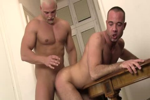 A homosexual pair enjoy A admirable Sex Session