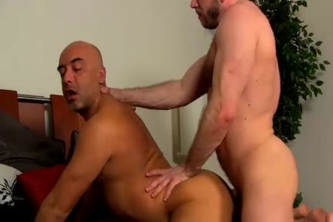 Shay Michaels bonks His Annoying Boss Brian In His ass