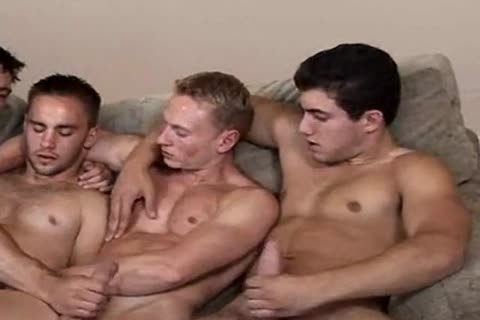 gay dudes Whacking Off