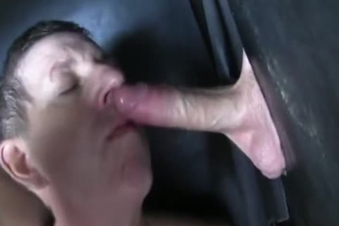 Super gigantic Uncut dong straight Aussie Max acquire's Sucked Off At The Gloryhole.