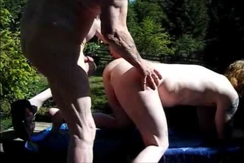 young Redhead bareback With daddy guy