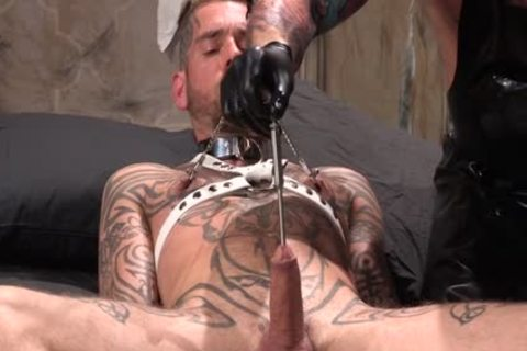 Logan McCree tied By Hugh Hunter In This Clip