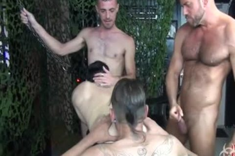 horny raw Foursome group group-sex