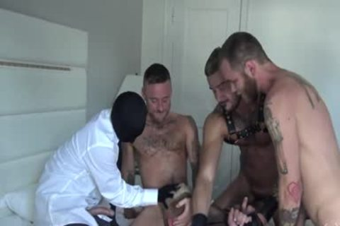 RFC - Jett Rink's Birthday bunch-sex