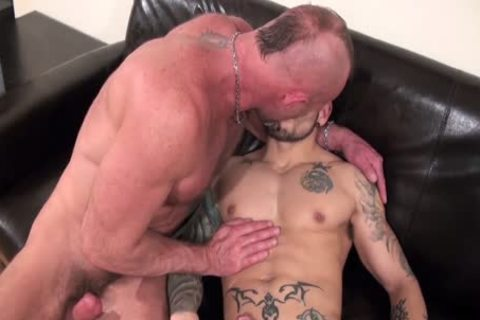 guys Doing What guys Do best; Pumping Each Other Full Of pretty Loads Of sperm