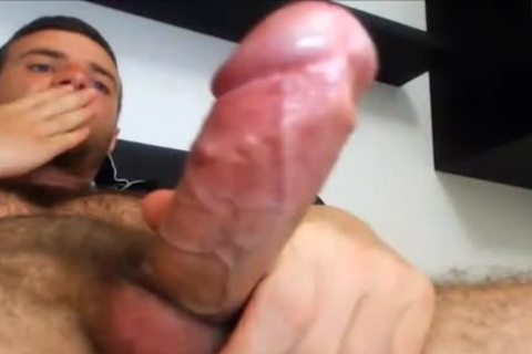 shaggy Point Of View Jacking Of This young College men subrigid Hard Boner