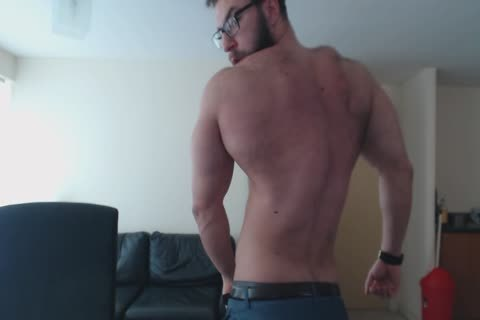 hairy British Verbal Muscle dominant