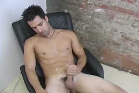 Jason Masturbates Eagerly Here