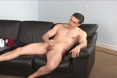 Touching Himself Until that guy Cums For Us