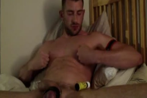 Verbal Popper Training For nasty Muscle lad