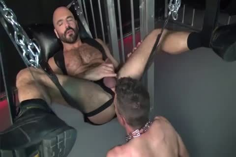 undressed Leather Fuckers - Scene 1