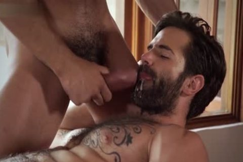 Latin Bottom unprotected With love juice swap