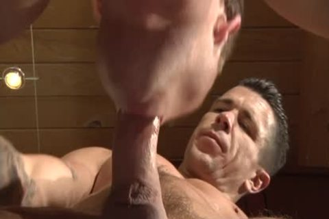 Trenton Ducati And Alex Andrews butthole drilling