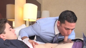 young Conservatives - Will Braun with Topher Di Maggio ass nail