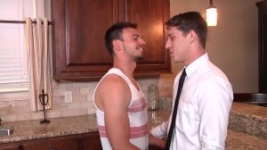 Mormon Undercover - Paul Canon & Jason Maddox butthole Hook up