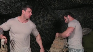 journey Of Duty - Tom Faulk & Topher Di Maggio anal Nail