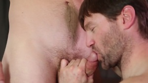 With Him - Griffin Barrows with Dennis West anal Nail