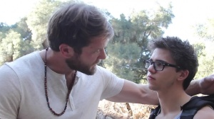 The Cult - Colby Keller and Will Braun butthole Nail