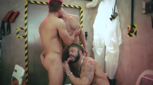 The End - Dato Foland with Paddy O'Brian anal Hook up