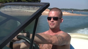 Boat Safety - Caleb Colton, Jack King ass bang