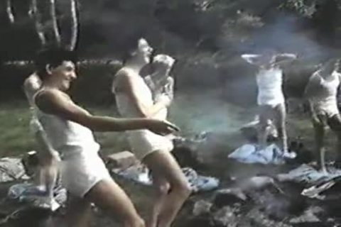 Vintage French gay Outdoor