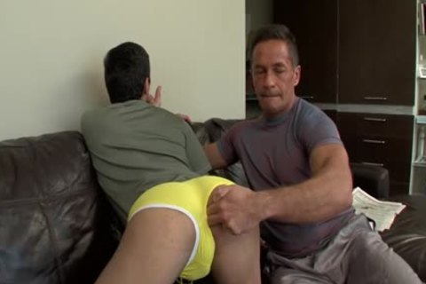 spanking Step Daddy two