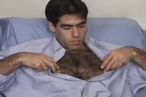 HairyJocksVideo - pretty Dave & His Dildo_1