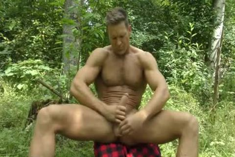 Brent Ray Fraser outdoors Solo