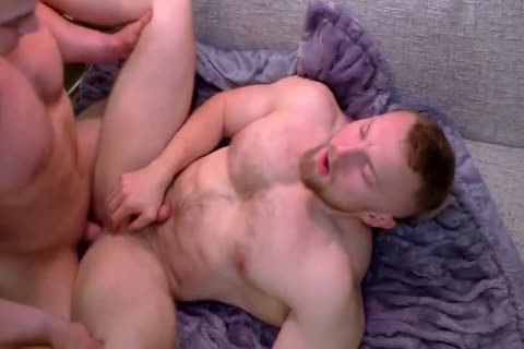 Two Hunks raw