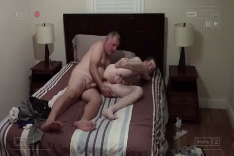 Curious Skater Visits Daddy For A rimming And unfathomable Bree