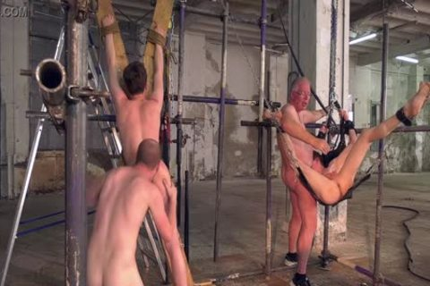Sub twink friends Used By Sebastian Kane And rough master