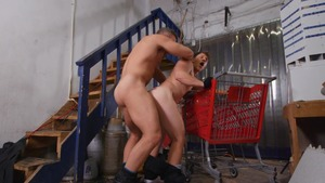 Patted Down Hard: unprotected - Alex Mecum American Love