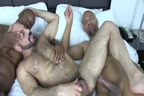 Adam Russo And black cocks Satisifaction
