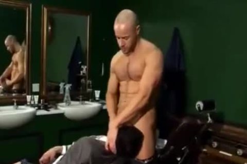 The Barber (Marco Wilson & Nathan Price