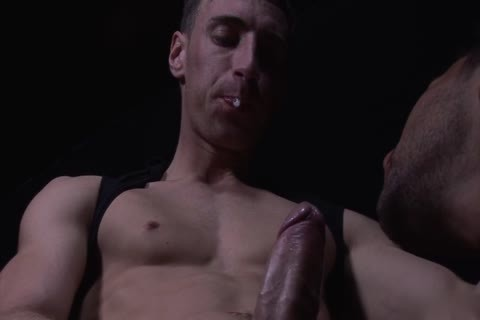 Bruno Bernal And Kayden Gray studs Caught In The action