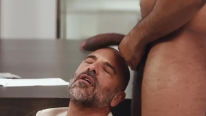 Noir Male: Adam Russo plus Ray Diesel reality roleplay
