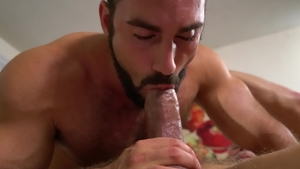 IconMale.com: Hairy Max Stark has a soft spot for nailing