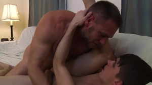 Icon Male - Hans Berlin in tandem with Kory Houston