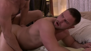 Icon Male: Billie Ramos reality butt fucking sex tape