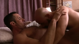 IconMale - DILF Damon Andros smashed by Nick Capra